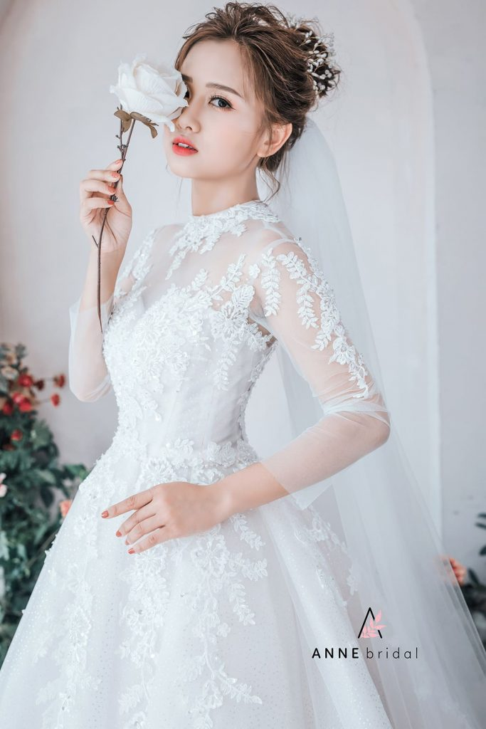 Cho thuê váy cưới