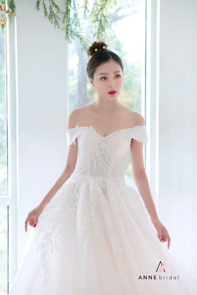 Thuê váy cưới đẹp ở hà nội