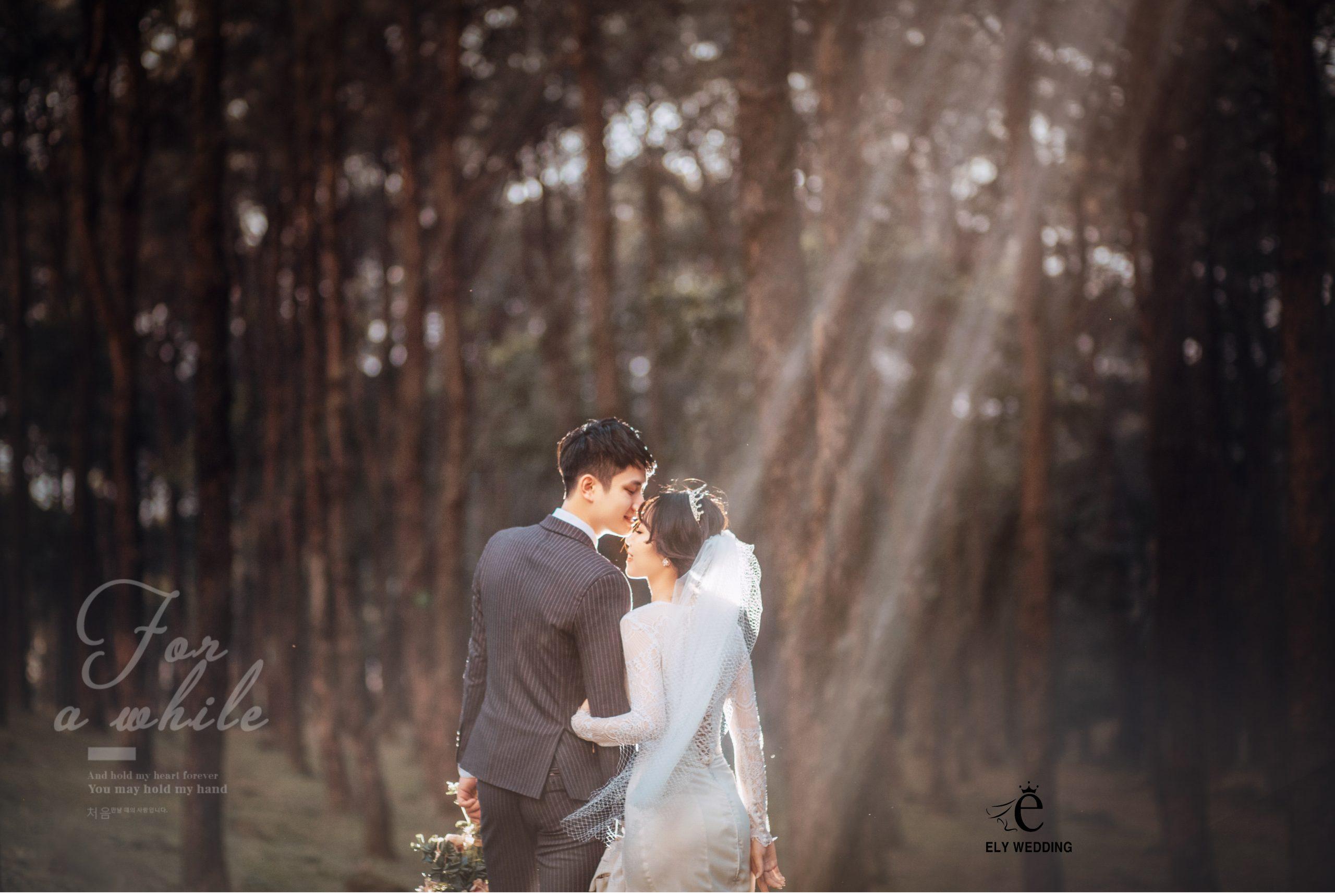 Mách bạn 4 địa điểm chụp ảnh cưới đẹp gần Hà Nội