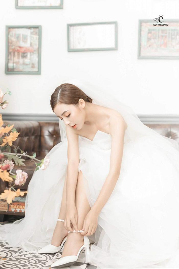 Top 10+ mẫu váy cưới màu trắng được ưa chuộng nhất hiện nay