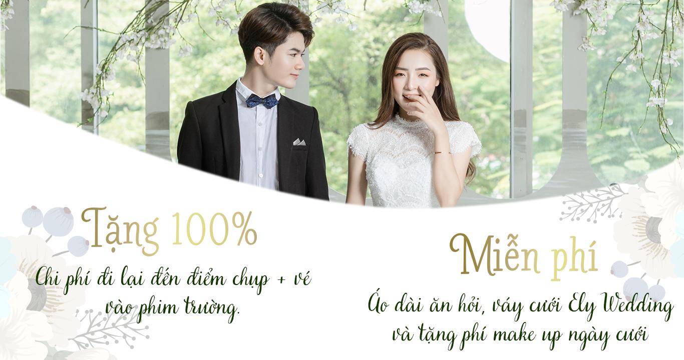 Dịch vụ chụp ảnh cưới uy tín tại Hà Nội