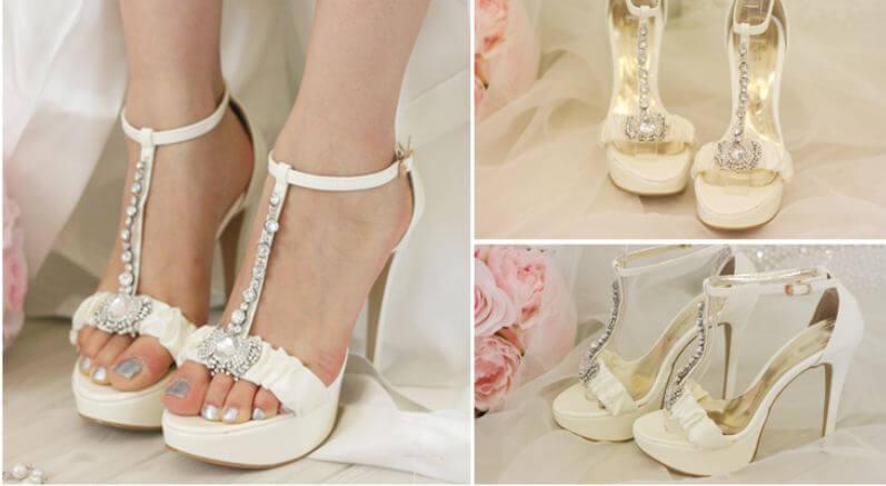 6 sai lầm cần tránh khi đeo giày cưới để chân không đau