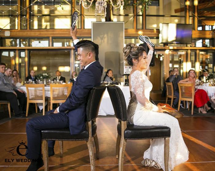 Top 9 ý tưởng trò chơi tiệc cưới hấp dẫn dễ tổ chức