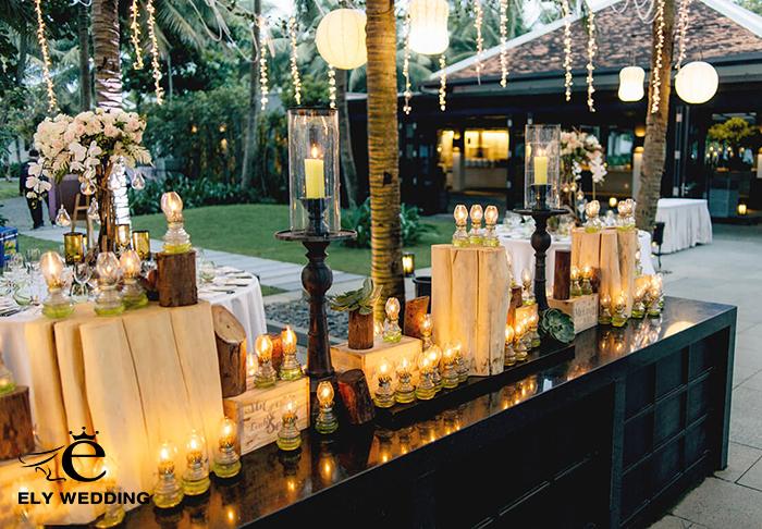 Xu hướng tổ chức tiệc cưới mới cho năm 2021